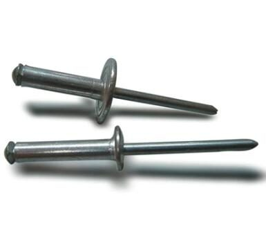 Keluli Keling Blind Jenis Terbuka 3.2 * 12mm